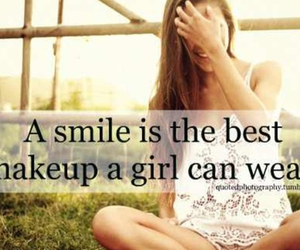 Best, makeup, and quotes image