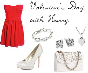 imagine, outfit, and valentines day image