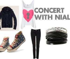 concert, imagine, and outfit image