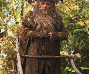 the hobbit, lord of the rings, and magician image