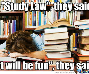 funny, Law, and lol image