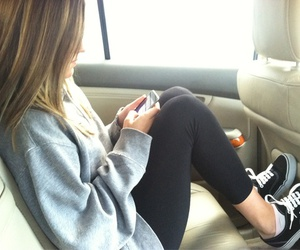 girl, vans, and pretty image