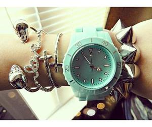 watch, bracelet, and awesome image