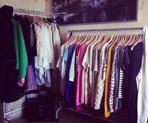 closet, cool, and girl image