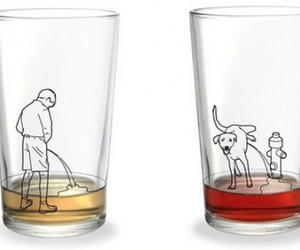 glass and funny image