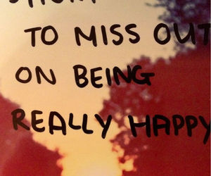 life, quote, and happy image