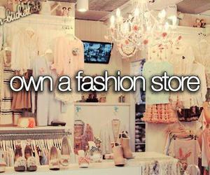 fashion, store, and clothes image