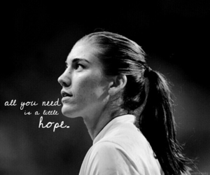 uswnt, hope solo, and best gk ever image