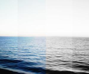 sea, vintage, and indie image