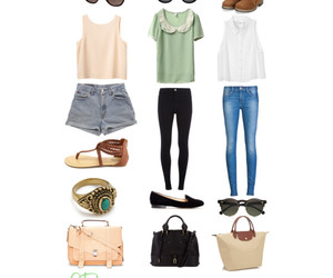 chic, city, and clothing image