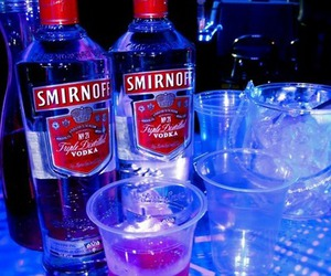 drink, party, and smirnoff image