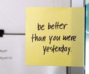 quote, better, and text image