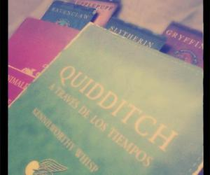 gryffindor, quidditch, and harry potter image