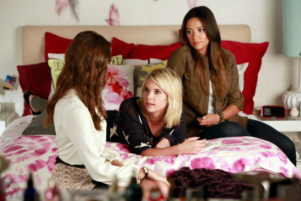 pretty little liars, series, and pll image