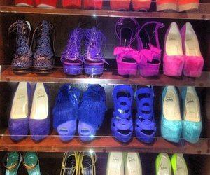 shoes, heels, and kim kardashian image