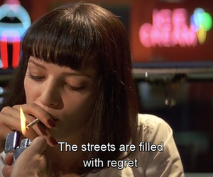 quotes, pulp fiction, and movie image