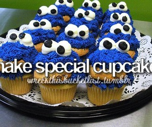 cupcake, before i die, and bucket list image