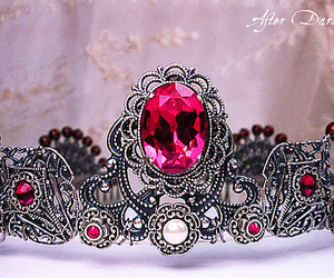 beautiful, victorian jewelry, and pretty image