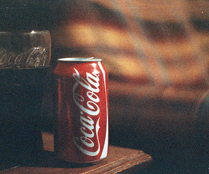 coca cola, vintage, and coke image