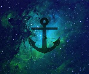 anchor and galaxy image