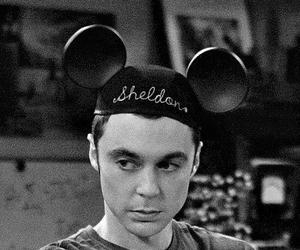 mickey, sheldon, and cute image