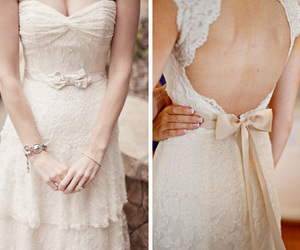 dresses, Prom, and bride miads image