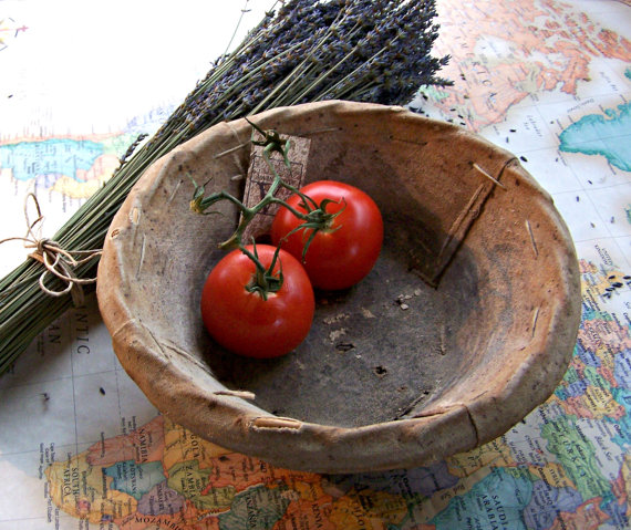 art, basket, and french image
