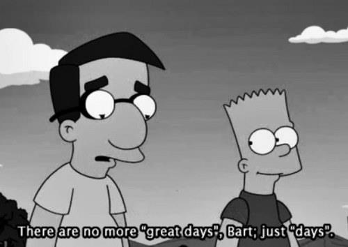 bart, simpsons, and milhouse image