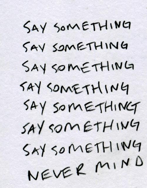 text, quote, and say something image