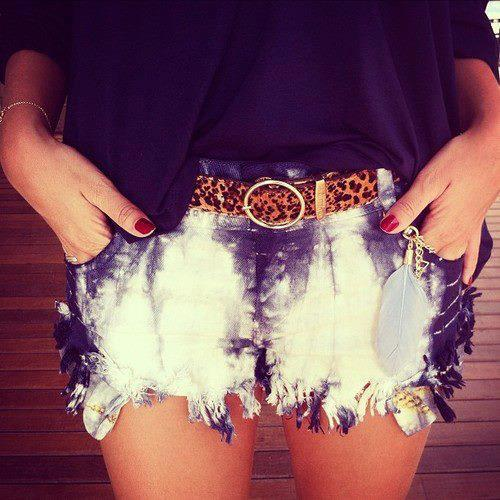 girl, shorts, and style image