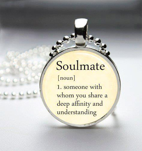 quote, soulmate, and love image