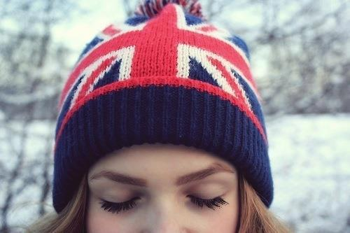 girl, london, and snow image
