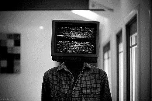 tv, gif, and boy image