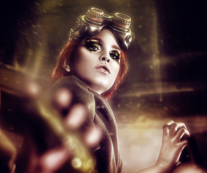 cool, illustration, and steampunk image