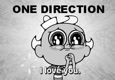 one direction, 1d, and I Love You image