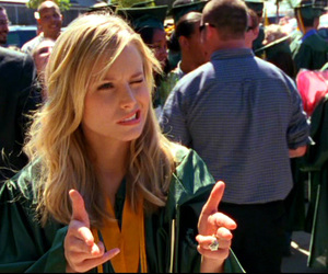 kristen bell and veronica mars image