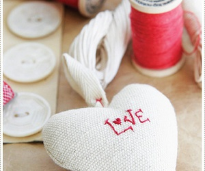 craft, heart, and love image