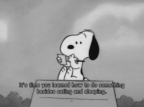 snoopy, quotes, and text image