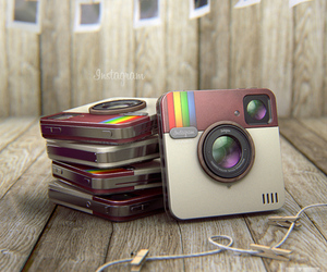 instagram, camera, and photo image