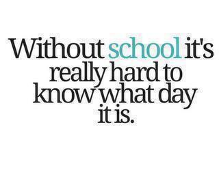 funny and school image