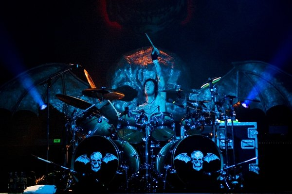 avenged sevenfold, the rev, and a7x image