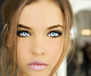 barbara palvin, model, and eyes image