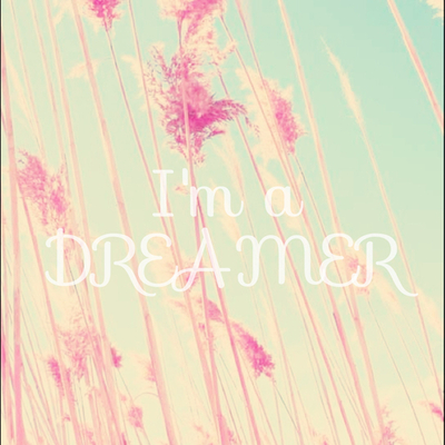 dreamer, photography, and pink image