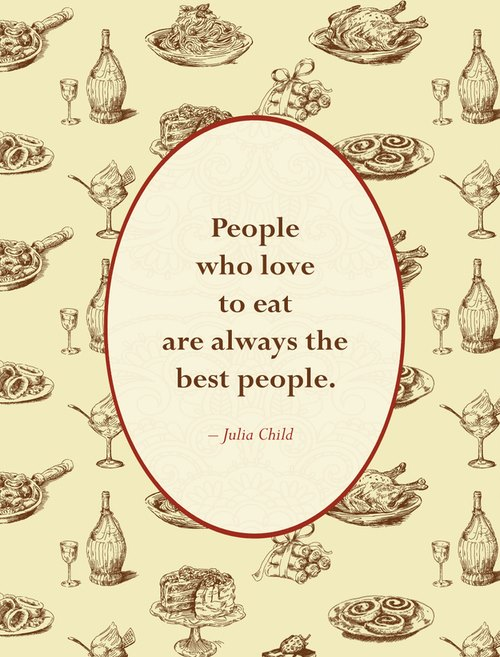 food, eat, and quotes image