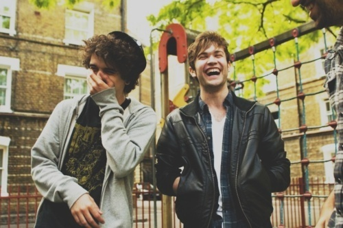 boy, the midnight beast, and laugh image