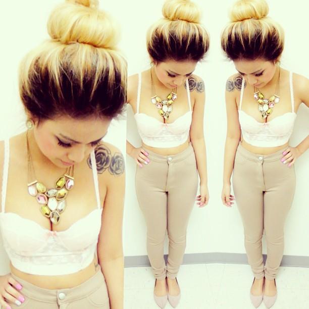 beautiful, bracelet, and style image