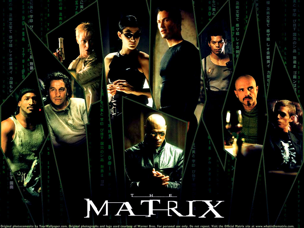 keanu reeves, The Matrix, and agent smith image