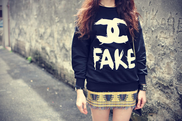 aztec, black sweatshirt, and fashion image