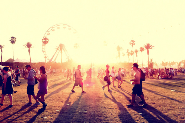 summer, people, and fun image