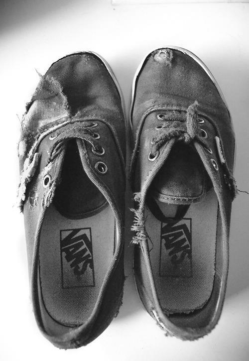 vans, vintage, and shoes image